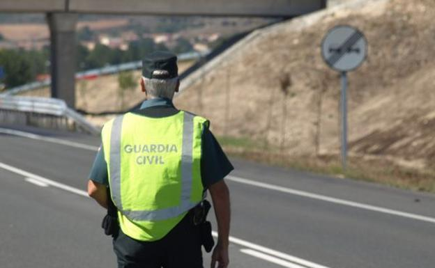 Agente de la Guardia Civil/GIT