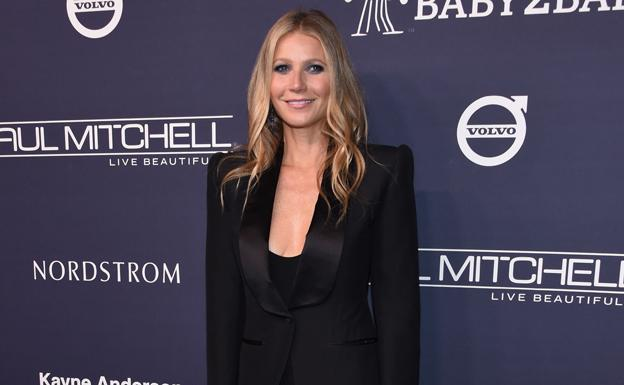 La actriz Gwyneth Paltrow. /AFP