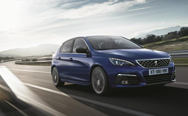 peugeot 308 gt estrena motor de 225 cv con cambio autom tico burgosconecta. Black Bedroom Furniture Sets. Home Design Ideas