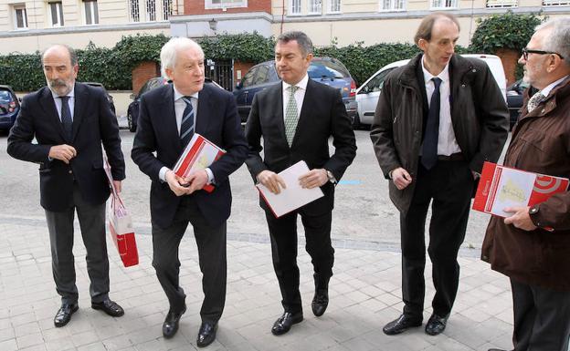 La reunión se ha celebrado en Madrid/Juan Lázaro/Ical