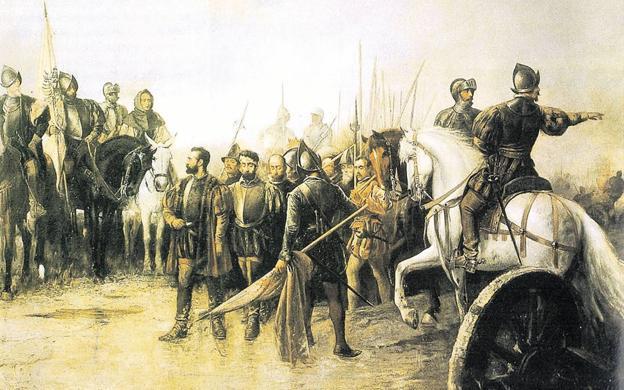 Aquel 23 de abril de 1521