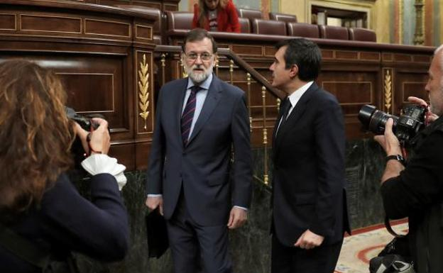 El 'aprovechategui' de Rajoy, irresistible para 'The New York Times'