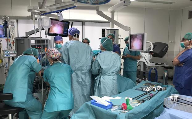 cirugía robótica próstata savona para mujeres