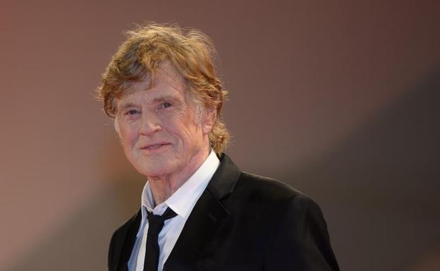 El actor estadounidense Robert Redford./Filippo Monteforte (Afp)
