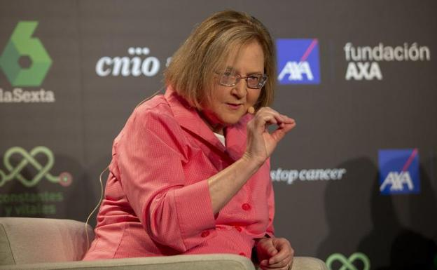 Elizabeth Blackburn./Virginia Carrasco