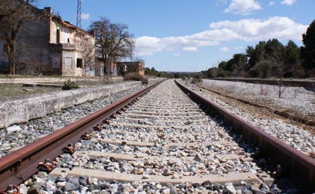 La línea directa entre Madrid y Aranda continúa cerrada. /BC
