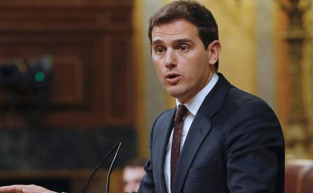 Albert Rivera. /Efe