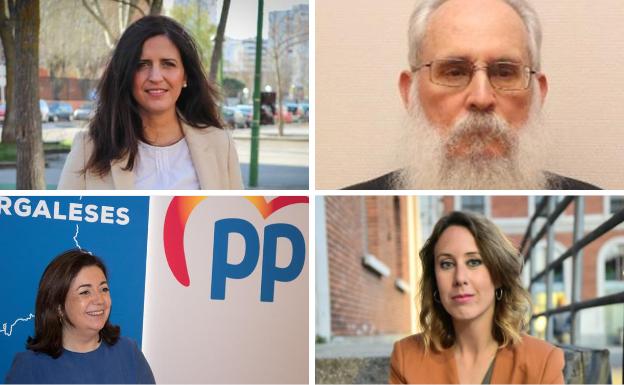 Diputados que representarán a Burgos en el Congreso/BC