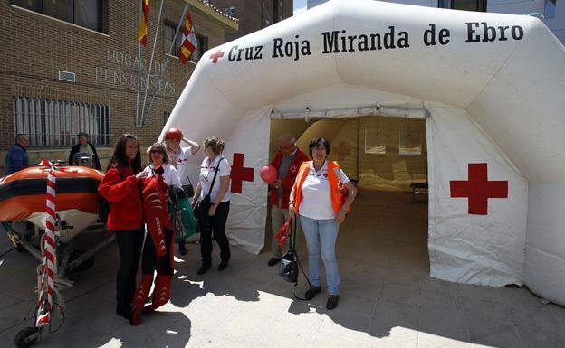 cdfa0366b439 La Cruz Roja de Miranda repartirá pulseras GPS para niños durante ...