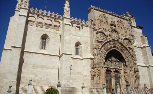 Iglesia de Santa María en Aranda de Duero. /S. G.