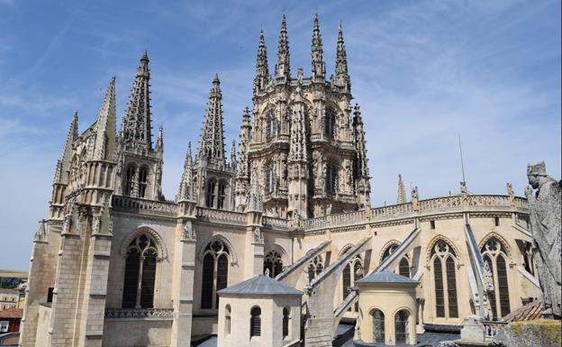 Catedral de Burgos./Diócesis de Burgos
