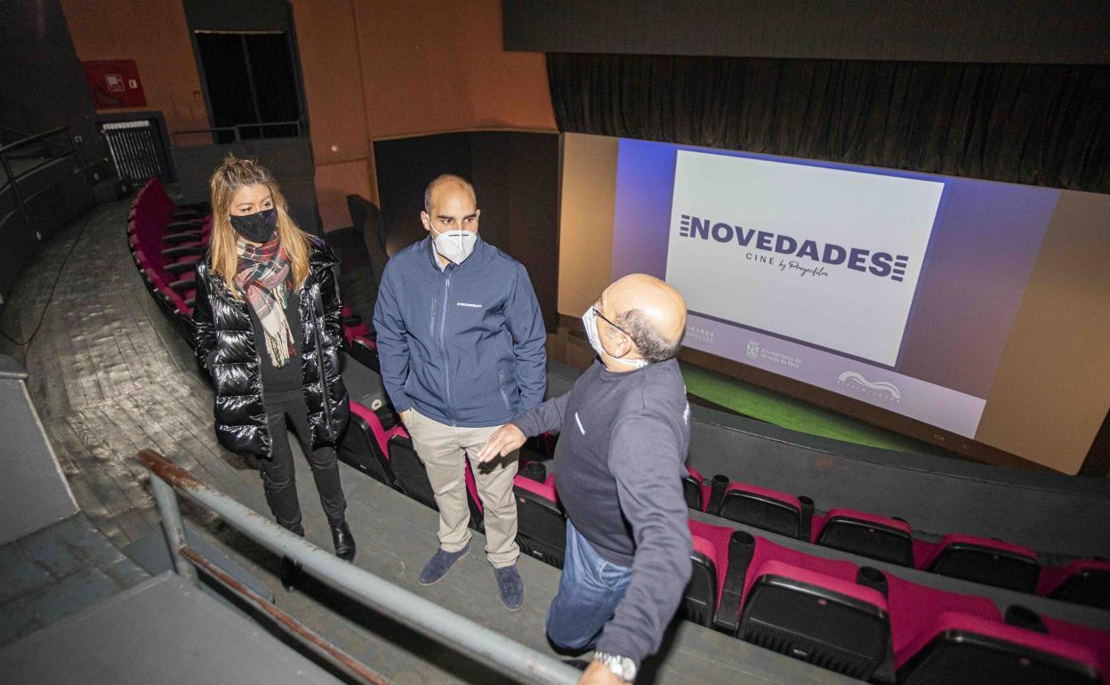 Proyecfilm Reabrirá El Cine Novedades De Miranda Burgosconecta