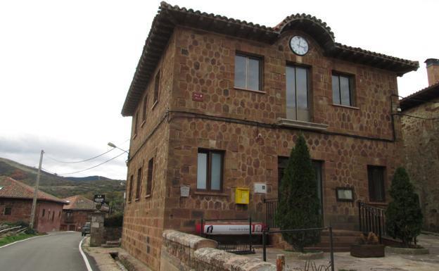 Imagen de archivo del Ayuntamiento de Pineda de la Sierra. /BC