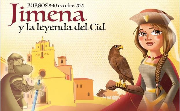 Imagen del cartel que promociona el fiesta medieval de este fin de semana./BC